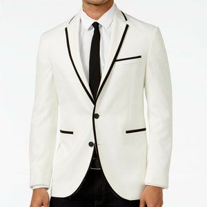 Kenneth Cole Men's Reaction Evening Jacket 44L